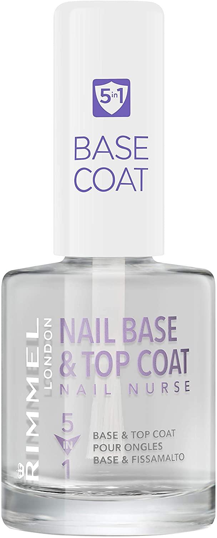 base top coat rimmel